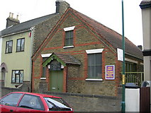 TQ7369 : Church on Grange Road, Strood by Danny P Robinson
