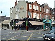 TQ2673 : Halfway House Public House, Earlsfield by Stacey Harris