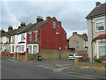 TQ7369 : Grove Road, Strood by Danny P Robinson