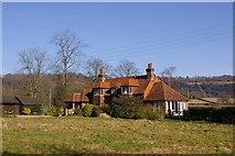 TQ2151 : Oak House by Ian Capper