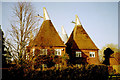 TQ7047 : Jarmons Oast House, Collier Street, Kent by Oast House Archive