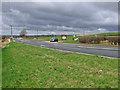 SE9133 : Roman road junction by Paul Harrop