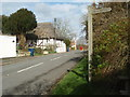 TL0875 : Yew Tree Cottage, Brington by Michael Trolove