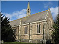 NY9538 : All Saints Church, Eastgate (2) by Mike Quinn