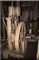 SJ5988 : Steam well pump, The Greening Wire Company Ltd, Warrington by Chris Allen
