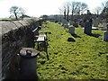 SX1686 : Graveyard, Tremail by Derek Harper