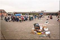 SK7954 : Beastmarket auction by Richard Croft