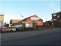 SZ0894 : Winton: Royal British Legion by Chris Downer