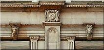 J3374 : Former Anderson & McAuley's, Belfast (detail) (2) by Albert Bridge