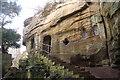 NU2405 : The Hermitage, Warkworth by hayley green