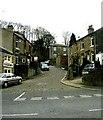 SE0923 : Whitegate - Whitegate Road, Siddal by Betty Longbottom