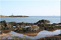 NT4999 : Elie Ness lighthouse by Rod Allday
