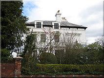 SO5239 : Plas Gwyn, Elgar's home from 1904 - 1911 by Pauline E