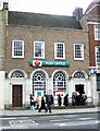TQ2978 : Post Office, Vauxhall Bridge Road, London SW1 by Kevin Gordon