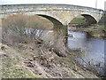 NY8892 : Otterburn Bridge by Colin Smith