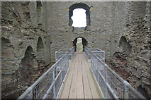 SO2980 : Clun Castle by Stephen McKay