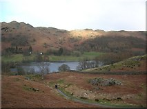 NY3404 : Towards Loughrigg by DS Pugh