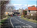 NZ3041 : Sherburn House village by Roger Smith