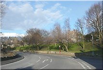 SE1421 : Green (2), Rastrick Common, Rastrick by Humphrey Bolton