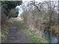 TL4045 : Muddy footpath by Given Up