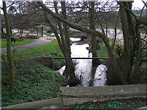 SP0218 : River Colne by Brian Green