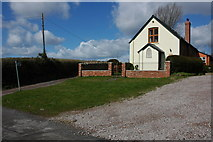 SO6020 : Converted Chapel, Howle Hill by Philip Halling