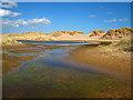 NJ9818 : Drumside Links: Dune slack by Martyn Gorman