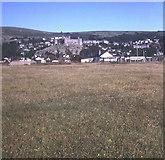SH5831 : Harlech Castle by Trevor Rickard