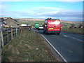 SD9611 : A640 Rochdale Road by michael ely