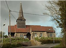 TQ6889 : St. Nicholas; the parish church of Laindon by Robert Edwards