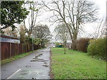 TQ2160 : Bridle Road: bridleway by Hugh Craddock
