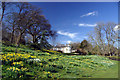 SU4253 : Binley House, Binley, Hampshire by Ian Folland