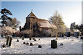 TQ8015 : St John The Baptist Church, Vicarage Lane, Westfield, East Sussex by Oast House Archive