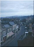 SP0228 : High Street Winchcombe in 1973 by Roger Davies