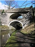 SD9050 : Double Arched bridge over the canal at East Marton by Tony Cracknell