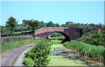 SD7506 : Prestolee Bridge, Manchester Bolton and Bury Canal by Dr Neil Clifton