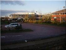 TL4761 : Cambridge Business Park by Hugh Venables