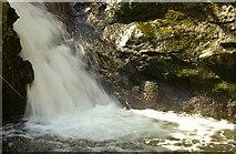 J3996 : Glenoe waterfall (31) by Albert Bridge