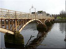 NS3421 : Turners Bridge by david johnston