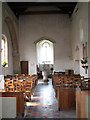 TG0436 : All Saints Church - view west by Evelyn Simak