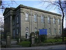 SD8122 : Longholme Methodist Church, Bacup Road by Robert Wade