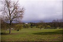 TQ2794 : Oakhill Park, East Barnet by Christine Matthews