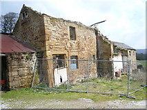 SK2468 : Chatsworth Estate - Calton Barn by Alan Heardman