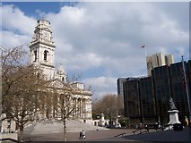 SU6400 : Guildhall Square - Portsmouth by Colin Babb