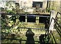 TL4352 : Close up of Mill sluice gates by Sandy B