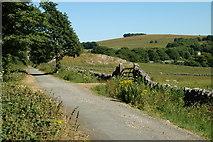 SK1461 : The Tissington Trail to Hartington Signal Box by Row17