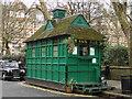 TQ2783 : Cabmen's Shelter, Wellington Place (1) by Oxyman