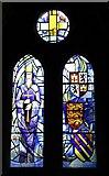 SK8770 : Queen Eleanor Memorial Window by Richard Croft