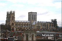 SE6052 : York Minster by terry joyce