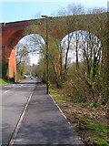 TQ3837 : Imberhorne Viaduct by Simon Carey